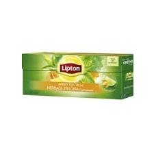 Arbata Lipton žalioji su citrina 25vnt