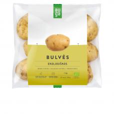 Bulvės AUGA EKO fas. 1kg