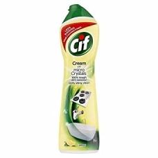 CIF tirštas valomasis pienelis Lemon, 540g