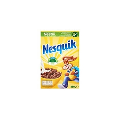 Dribsniai NESQUIK, Nestle 450g
