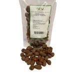 Ekologiškos goji uogos juodame raw šokolade 250g