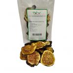 Figų džiovintų skiltelės natūralios 100g