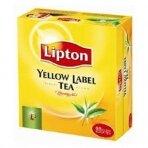 Lipton juodoji arbata Yellow label 88vnt