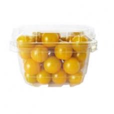 Pomidorai vyšniniai apvalūs geltoni ES 250g