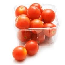 Pomidorai vyšniniai raudoni apvalūs fas 250g, vnt