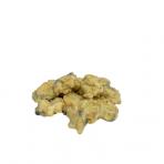 Sausainukai su spanguolėmis, moliūgų sėklomis ir kukuruzų dribsniais baltame šokolade, 1kg