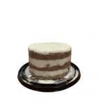 Sezamo chalvos tortas su kokosu ir šokoladu 1,75kg