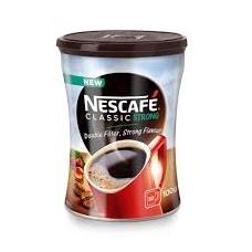 Tirpi kava Nescafe classic strong 250g