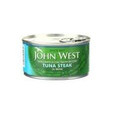 Tunas gabaliukais John west savo sultyse 160g