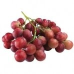 Vynuogės raudonos Crimson be sėklų PE 1 kg