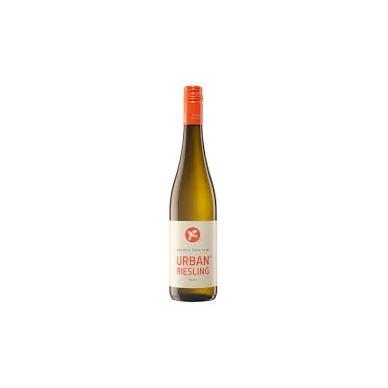 Vynas baltas pusiau saldus St. Urbans-Hof Riesling 0,75l, 11%