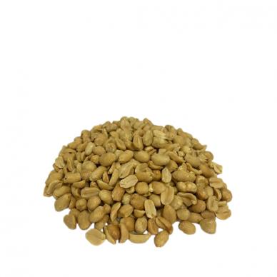 Žemės riešutų puselės kepintos (be druskos), kg